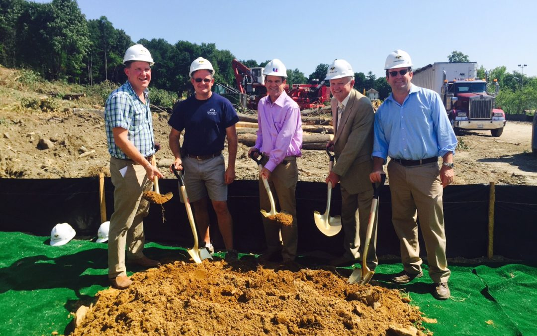 Fox Run at Fulton Breaks Ground