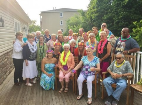 Albany Times Union: Glenmont Abbey Village: A vibrant, active community filled with friends and fun