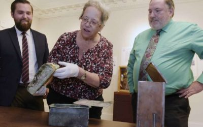Albany Times Union: Time Capsules A Peek Into Rensselaer County's Religious Past