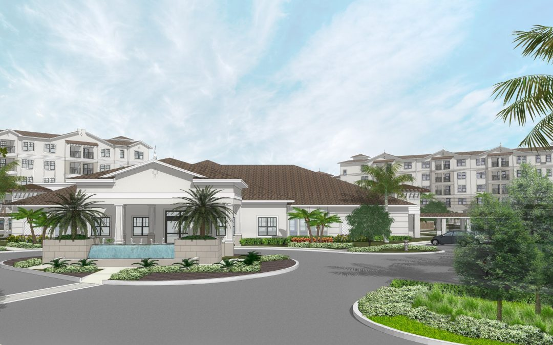 Palm Beach Post: $60M Project For 220 Senior Apartments Up For Approval In Gardens